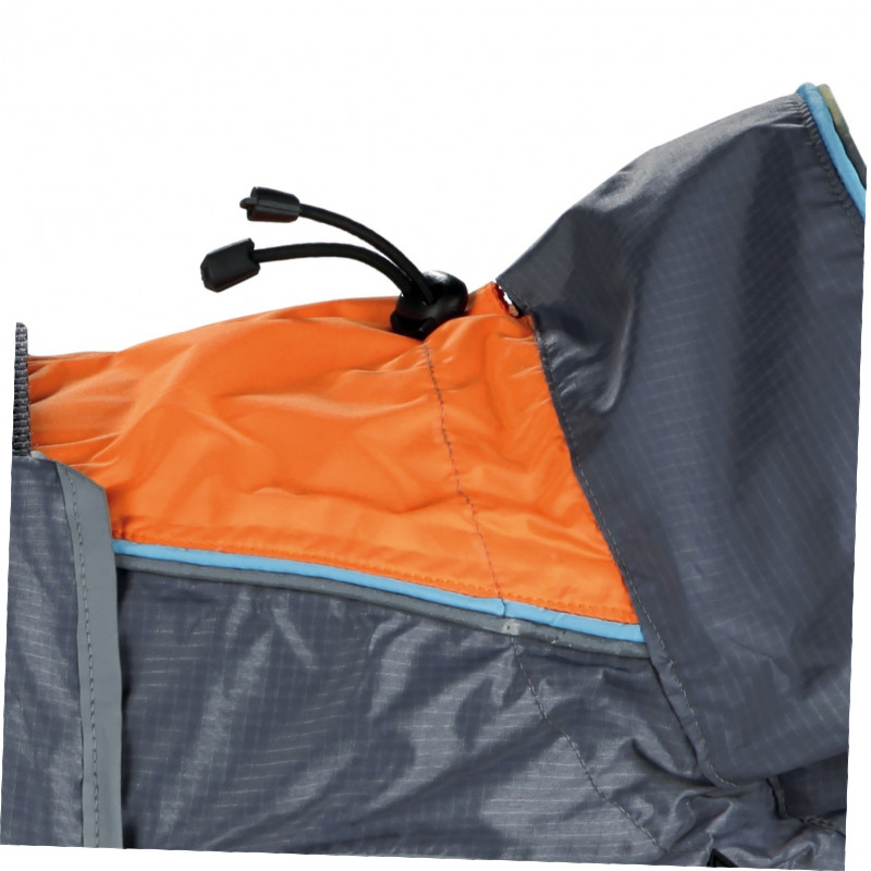 Trixie Solid Raincoat  55x59-95 cm Orange