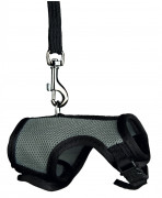 Soft Soft Harness with Leash 25–40 cm
