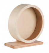 Wooden Exercise Wheel 28 cm