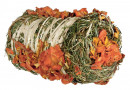 Trixie Pure Nature Hay Bale with Pumpkin and Carrot 200 g