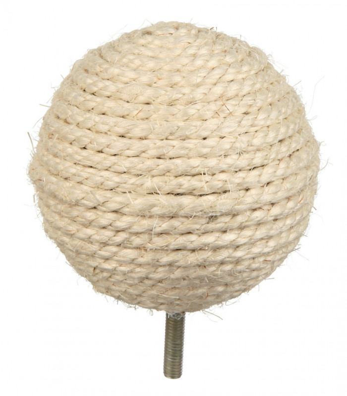 Trixie CatSelect Sisal Ball A 05, natural  A 05  Beige