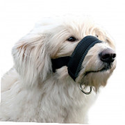 Nylon Loop Muzzle, black L