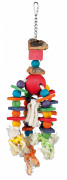 Trixie Wooden Toy, colourful 35 cm