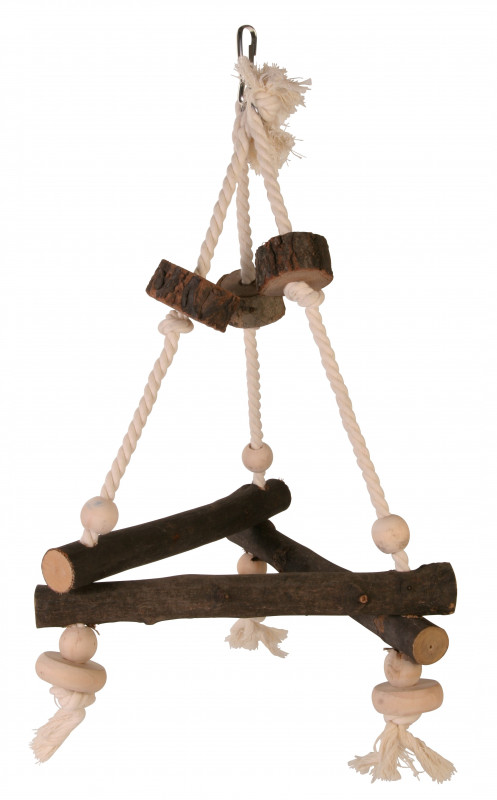 Natural Living Swing on Rope  27×27×27  cm  from Trixie