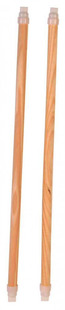 Trixie Set of Wooden Perches 35 cm
