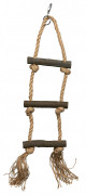 Trixie Natural Living Rope Ladder 40 cm