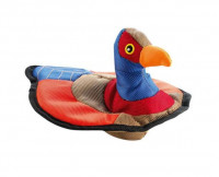Dog Toy Pheasant, floatable Veelkleurig