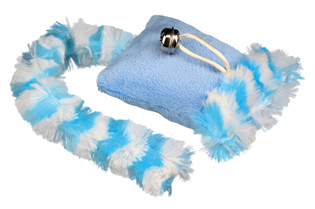 Trixie Playing Cushion with Bell, Plush  20 cm  order cheap