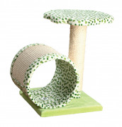 Calina Scratching Post Light green