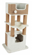 Lucano Scratching Post Hvid