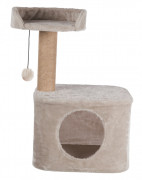 Romy Scratching Post Light gray