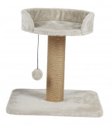 Mica Scratching Post Light gray