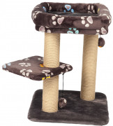 Trixie Jimmy Scratching Post, taupe  44×44×58 cm