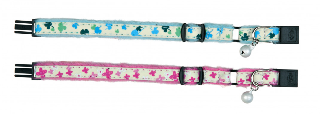 Trixie Collar para Gatitos Brilla en Oscuridad Kitten