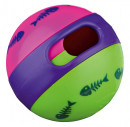 Cat Activity Snack Ball Multicolor