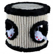 Play Drum, Sisal/Plush 17x17 cm
