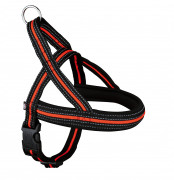 Fusion Norwegian Harness Orange