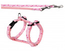 Trixie Modern Art Puppy Harness with Leash