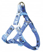Trixie Modern Art One Touch Harness Woof