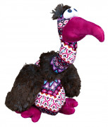 Trixie Vulture Elfriede, Plush/Fabric 28 cm