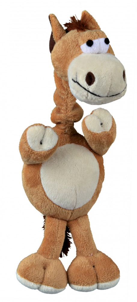 Horse with Elasticated neck, Plush 30 cm  från Trixie köp billiga på nätet