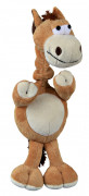 Trixie Horse with Elasticated neck, Plush