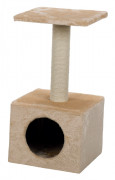 Trixie Zamora Scratching Post Beige