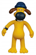 Shaun The Sheep Chien Bitzer, Latex 18 cm
