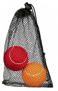 Trixie Set of Tennis Balls, Flottable 6 cm