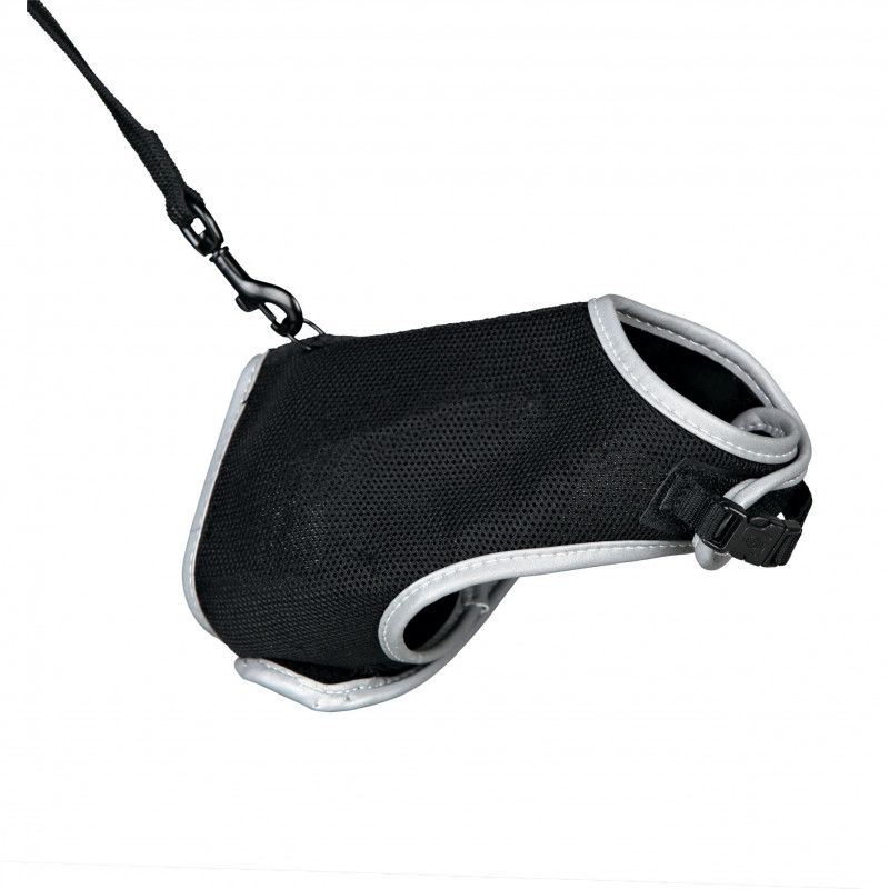Trixie Cat Soft Harness with Leash  4047974418956 anmeldelser