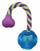 Trixie Ball on a Rope TPR