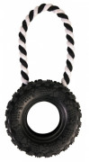 Trixie Tire on a Rope Natural Rubber 15/31 cm