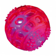 Trixie Flashing Ball TPR Floating 6 cm