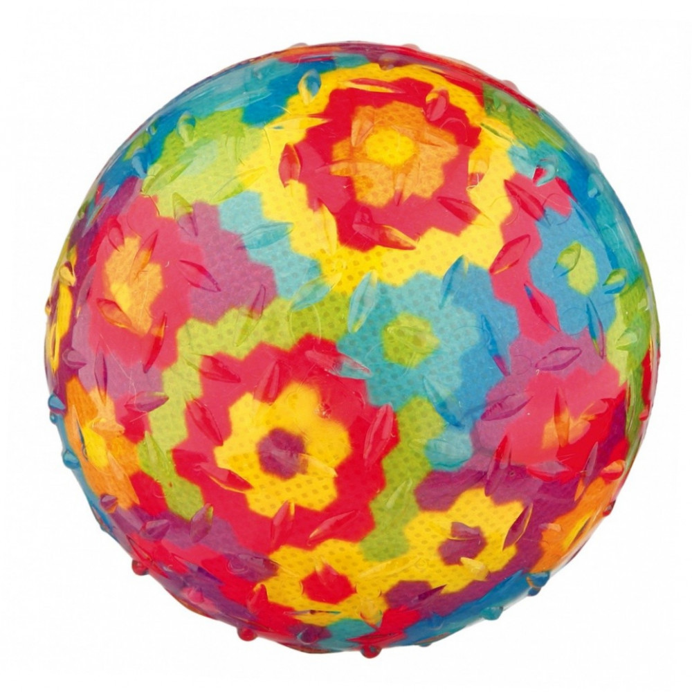 Trixie Ball TPR, Multi Colour 8 cm