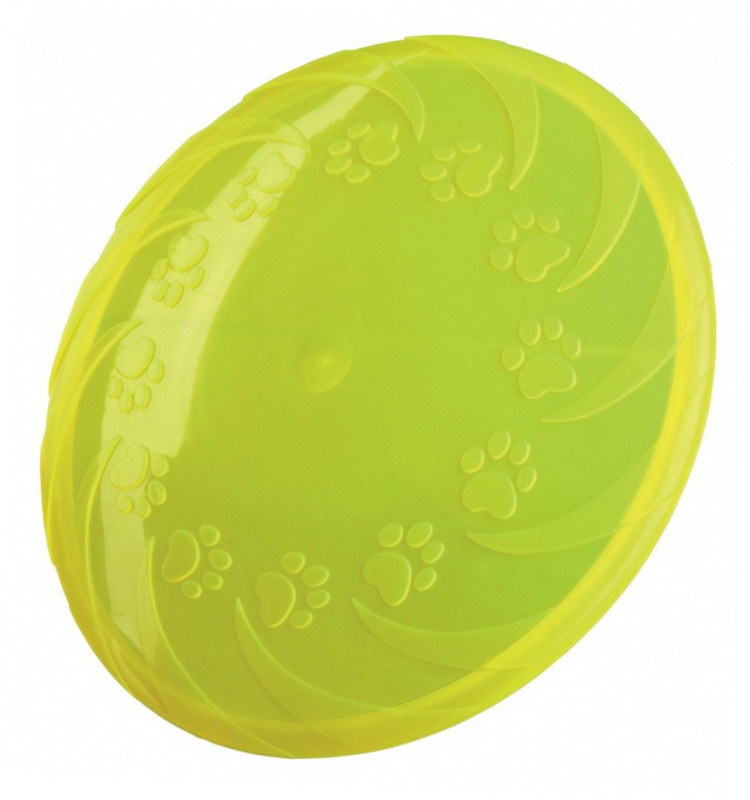 Trixie Dog Disc, TPR, blijft drijven  4011905335056