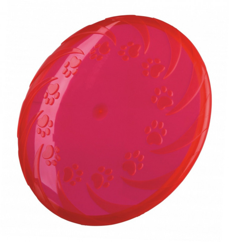 Trixie Dog Disc, TPR, blijft drijven
