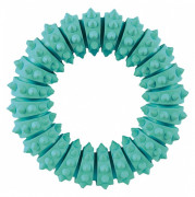 Denta Fun Mintfresh Ring, Naturgummi 12 cm von Trixie
