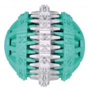 Trixie Denta Fun Mintfresh, Natural Rubber Ball