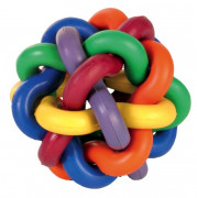 Trixie Knotted Ball Natural Rubber 7 cm