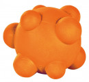 Trixie Ball with Bumps Natural Rubber 7 cm