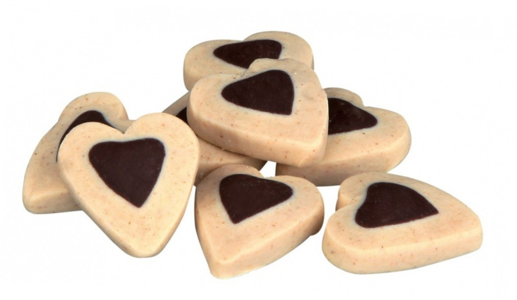 Trixie Soft Snack Happy Hearts 500 g, 700 g