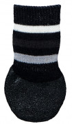 Trixie Dog Socks, black XS-S