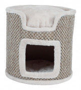 Cat Tower Ria Gris clair