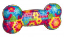 TPR Bone, Multi Colour 17 cm