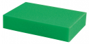 Pond fine Mesh Filter Sponge, green 250x170x50  mm