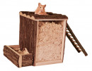 Trixie Natural Living Play and Burrow Tower 25x24x20 cm
