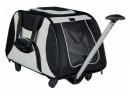 Trixie Trolley Black/Grey 34x43x67 cm