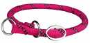 Sporty Rope Collar Ajustable Fucsia