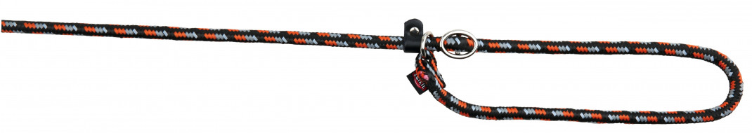 Trixie Mountain Rope Retriever Riem  Zwart S-M