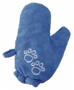 Drying Glove Blue 18x28 cm